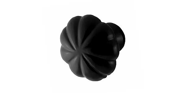 Meubelknoppen zwart