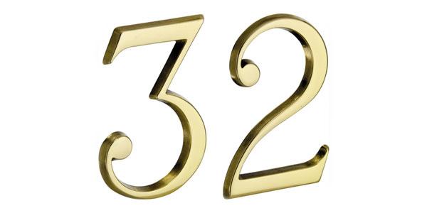 Mi Satori huisnummers