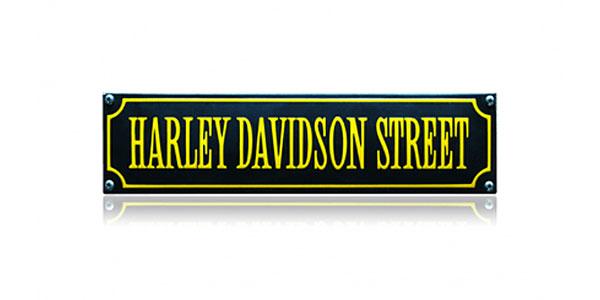 TopEmaille straatnaamborden