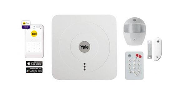 Yale alarmsysteem